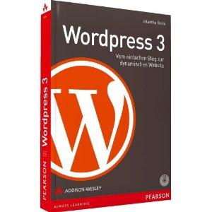 Buchvorstellung WordPress 3: Vom einfachen Blog zur dynamischen Website