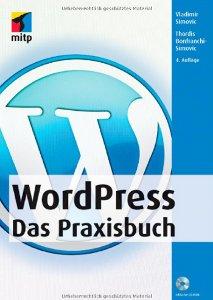 Rezension des Sachbuchs WordPress: Das Praxisbuch